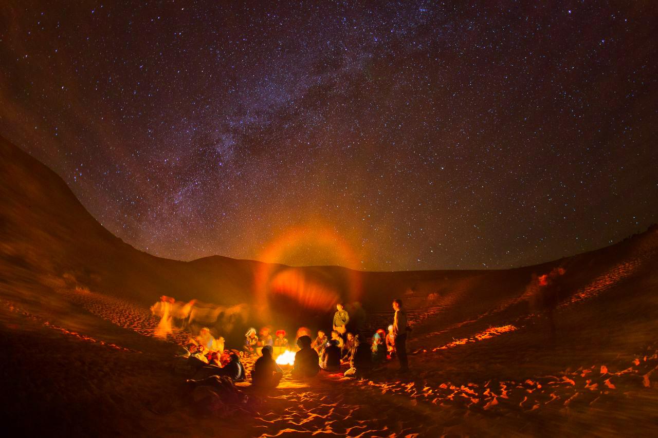4-day Marrakech to Fez Sahara Desert Tour