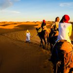 Merzouga Camel Trekking Morocco 2 nights desert camp
