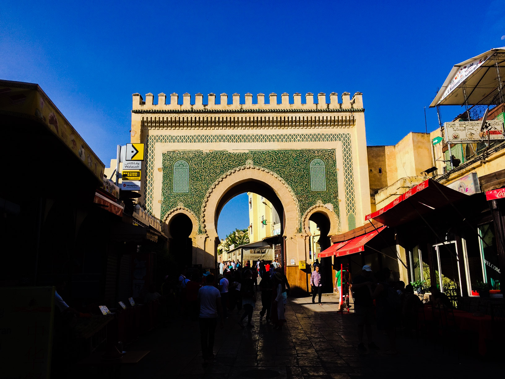 kingdom of morocco facts and data