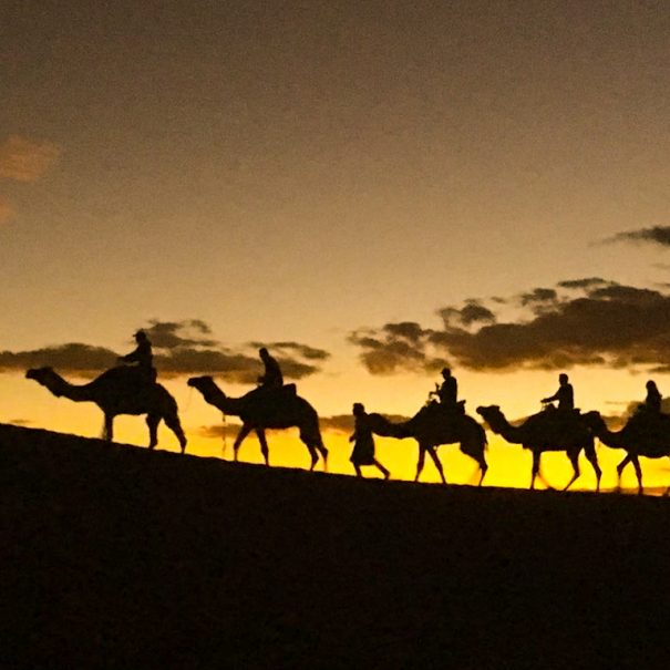 10-day Casablanca Sahara Desert Tour