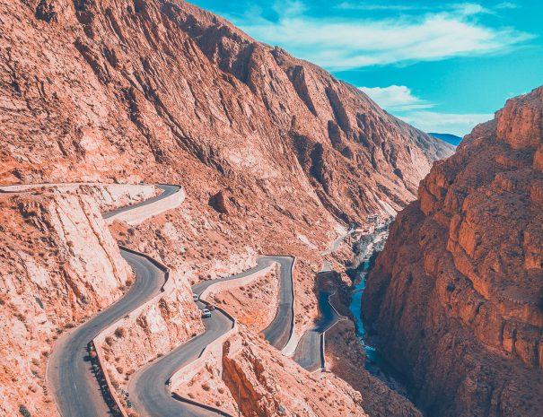Marrakech to Fez Sahara Desert Tour 4 days