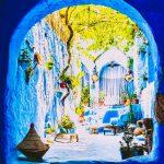 The blue Chefchaouen
