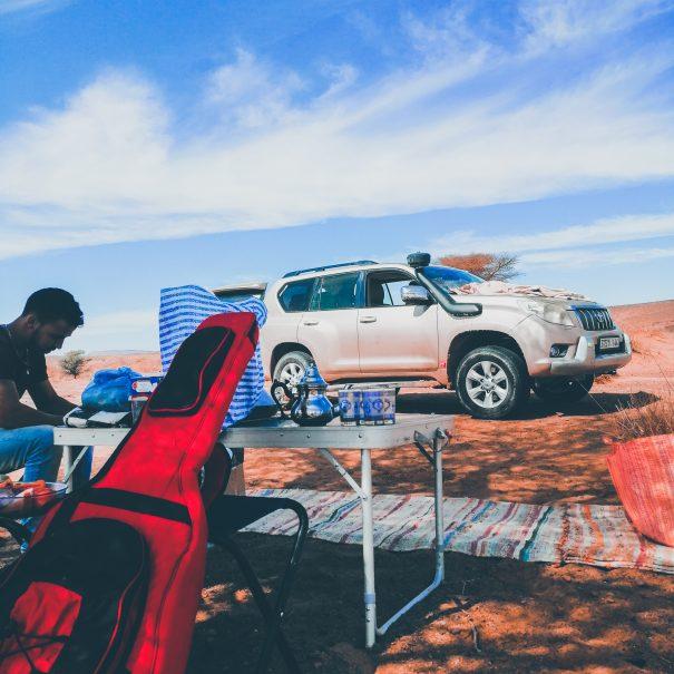 4-day Sahara desert tour from Fez to Marrakech