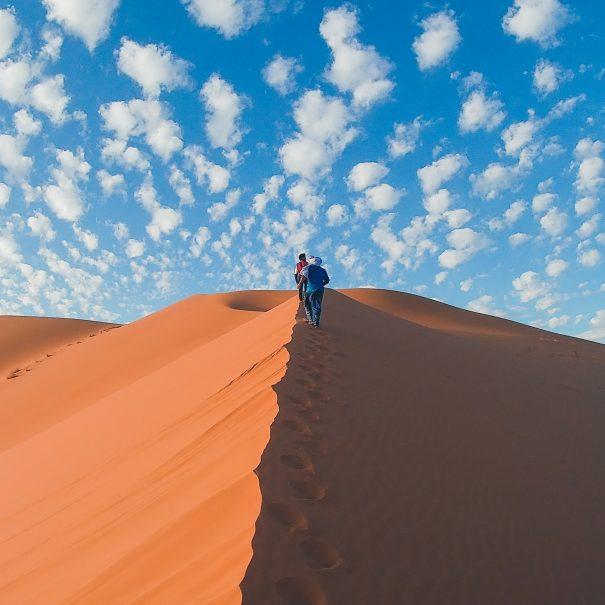 6-day Sahara Desert tour from Tangier to Marrakech