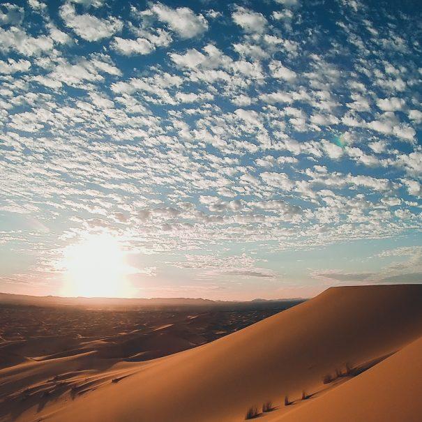 Merzouga Camel Trek for sunset