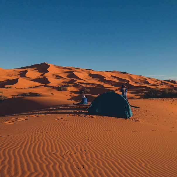 Sahara Desert Tour from Tangier to Marrakech (10 Days)