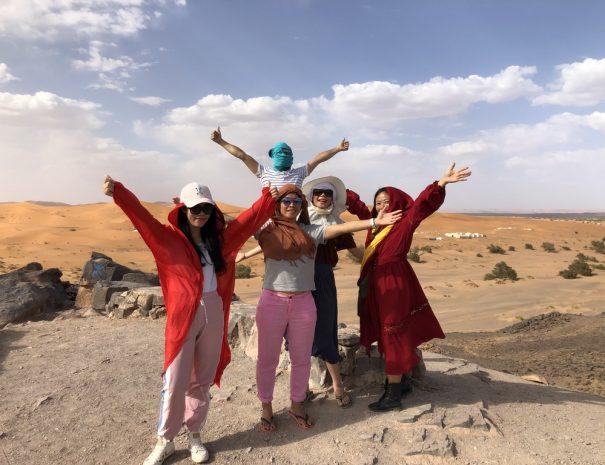 Casablanca Sahara Desert Tours